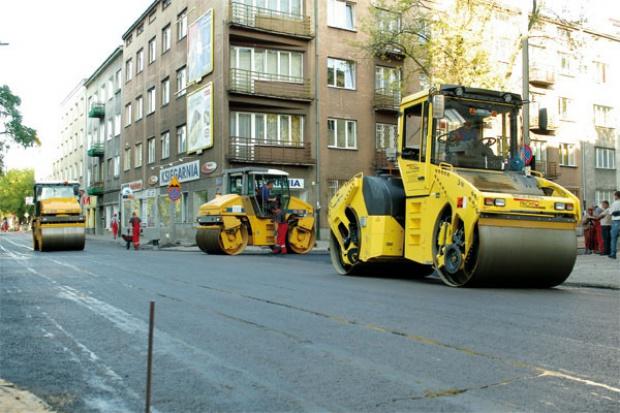 Prawie 3 mld zł na budowę dróg w projekcie budżetu na 2012 rok