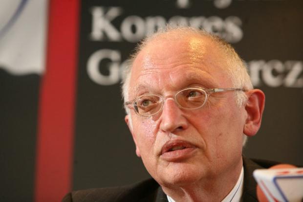 G. Verheugen: polityka energetyczna UE nie zagraża konkurencyjności przemysłu