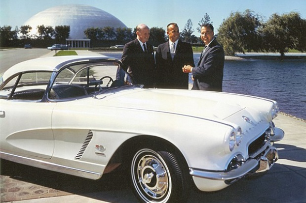 Corvette i astronauci: to już 50 lat