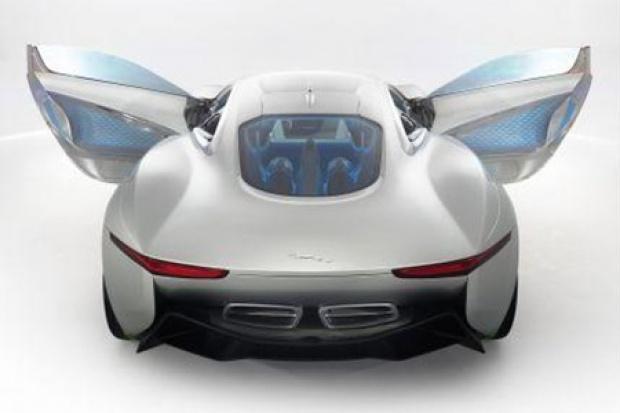 Jaguar wyprodukuje hybrydowy supersamochód