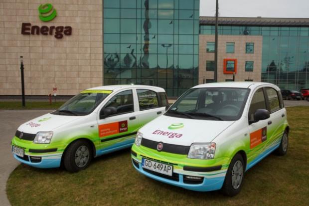 Energa ma największą flotę pojazdów elektrycznych w Polsce