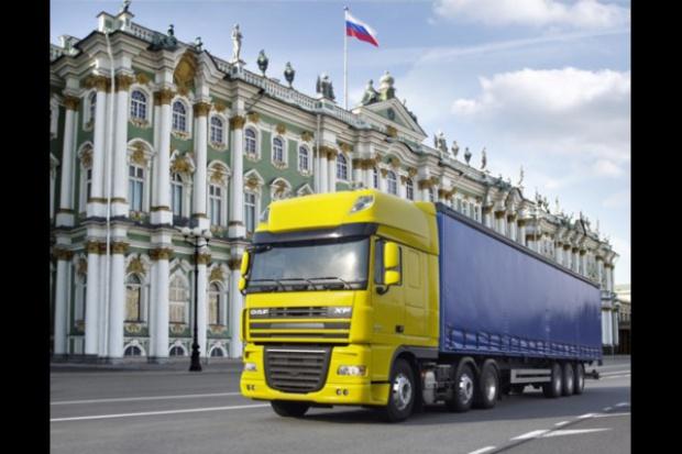 DAF otwiera biuro w Moskwie