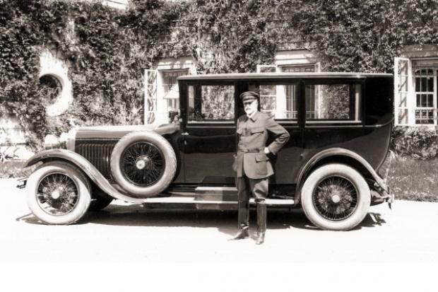 85 lat pojawiło się pierwsze auto z logo Skoda