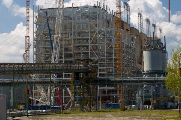 GDF Suez zakończył etap budowy bloku na biomasę