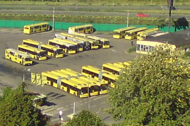 Produkcja autobusów: zmiana lidera