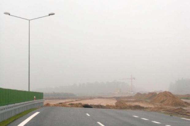 Budowa odcinka A1 z Gliwic do Zabrza potrwa dłużej