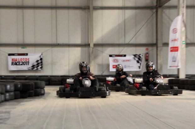 Projekt Kia Lotos Race z policyjnym wsparciem