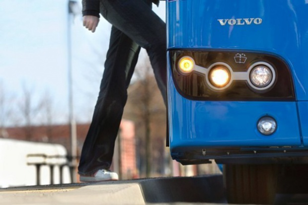 Volvo autobusowym liderem eksportu