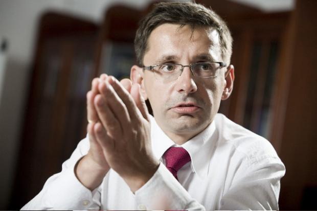 M. Budzanowski o korytarzu gazowym Północ-Południe