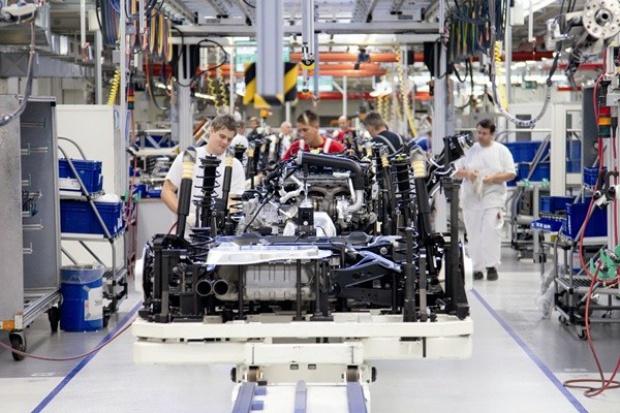 Inwestycje Volkswagena w Wolfsburgu
