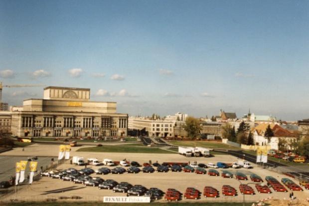Dwie dekady Renault w Polsce