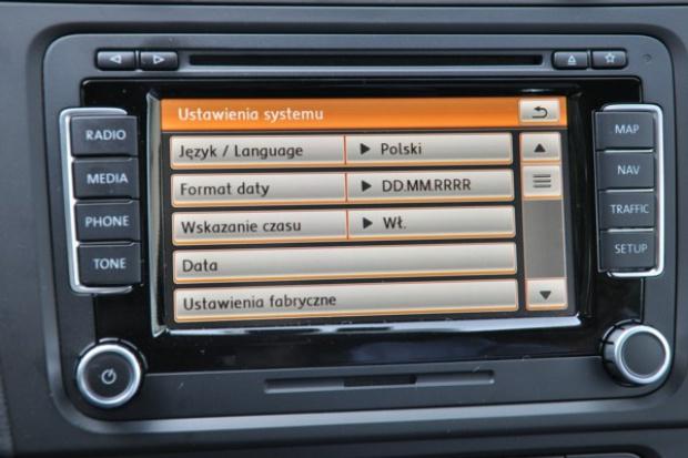 Język polski dostępny w volkswagenach