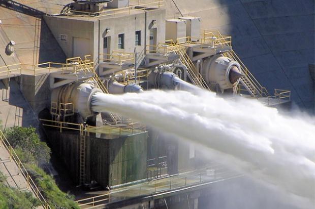 Energia wodna wolno płynąca