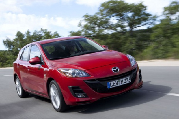 Globalna produkcja modelu Mazda3 osiągnęła 3 mln sztuk