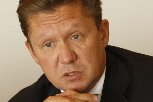 Prezes Gazpromu: chcemy budować w Polsce elektrownie gazowe