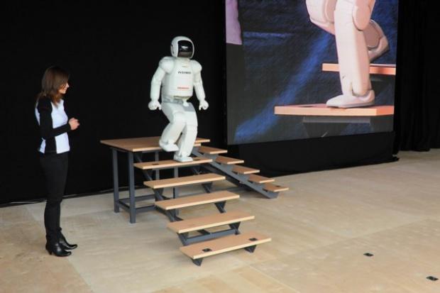 Debiut ASIMO w Polsce