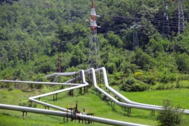 Janukowycz: cena rosyjskiego gazu groźna dla gospodarki Ukrainy