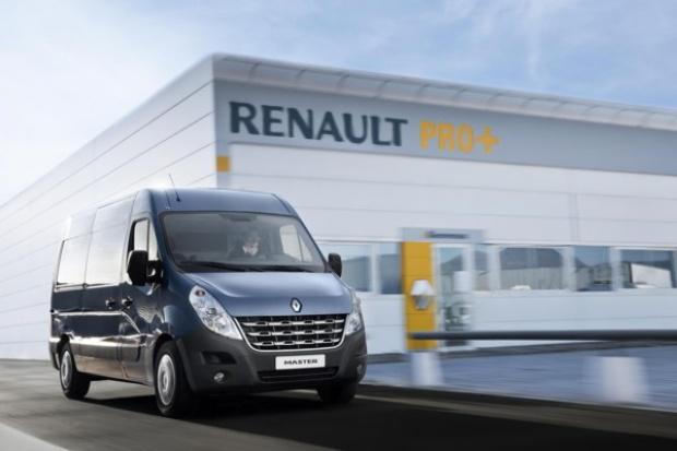 Dwusetny Pro+ Renault
