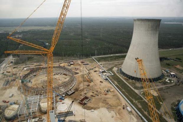Litewskie media: Białoruś nie wybuduje siłowni atomowej