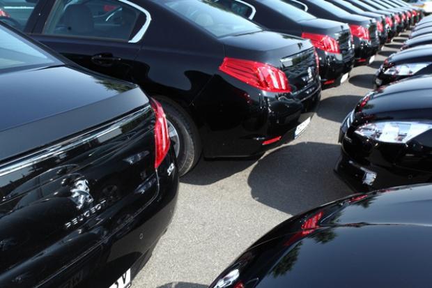Samochody Peugeot w służbie Prezydencji Polski w Radzie Unii Europejskiej