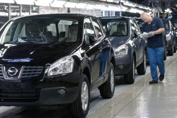 Nissan umacnia swoją obecność w w Wlk.Brytanii