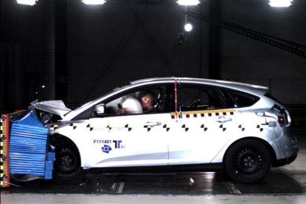 Podwójne laury Euro NCAP dla Focusa