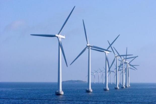 Coraz więcej elektrowni wiatrowych na morzu