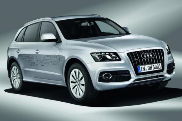 Audi wprowadza hybrydowego SUV'a quattro