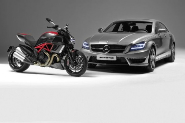 AMG podejmuje współpracę z Ducati