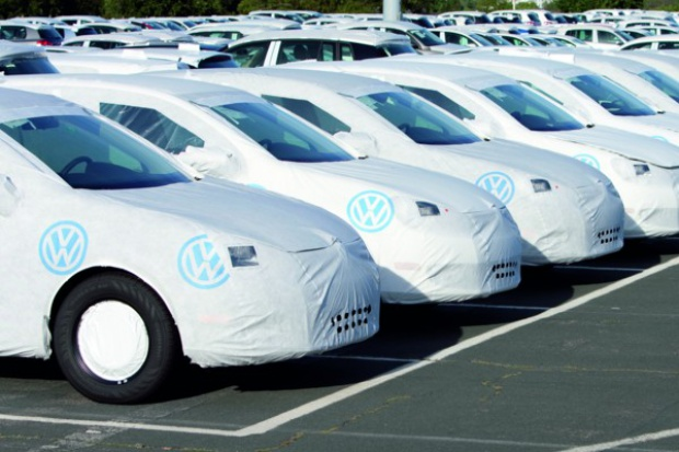 Volkswagen w tym roku sprzedał juz ponad 2 000 000 aut