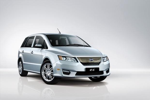 AEC wprowadzi elektryczne auta firmy BYD do Polski