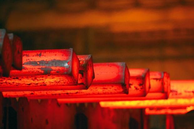 Produkcja stali w Polsce rośnie, po 4 miesiącach wyniosła 2,85 mln ton