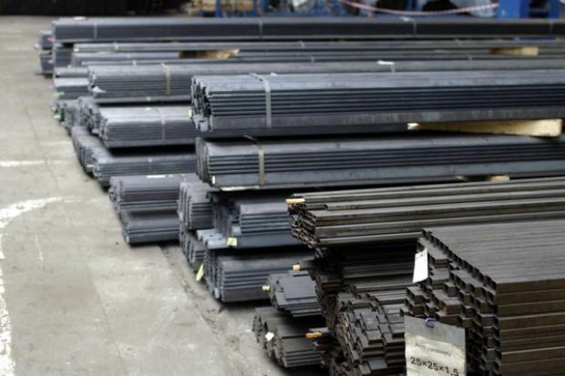 Rośnie popyt na wyroby stalowe