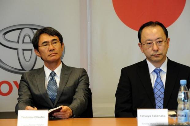Nowy szef Toyota Motor Poland