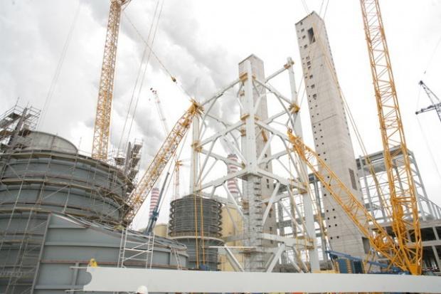Wkrótce spółka Tauronu i KGHM do budowy bloku w Blachowni