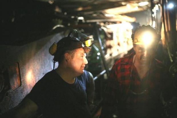 Wydajność w polskim górnictwie ciągle spada