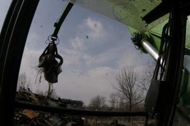 Bułgaria: protest przed parlamentem przeciw regulowaniu handlu złomem