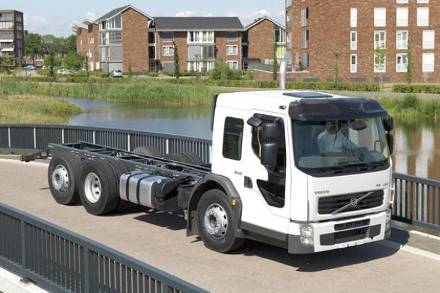 Volvo wprowadza niskowejściowe ciężarówki