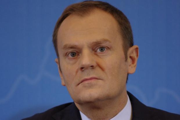 Tusk: robimy wszystko, by prace na A2 ruszyły jeszcze w lipcu
