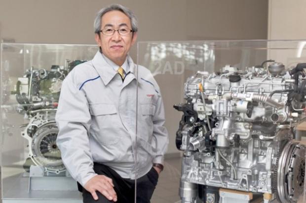Nowy prezes Toyota Motor Industries Poland w Jelczu-Laskowicach