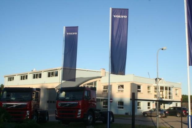Nowy serwis Volvo Trucks w Sycewicach