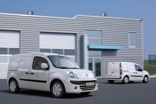 DHL i Renault wdrażają program elektromobilności
