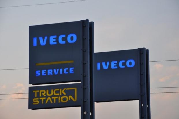 Punkt Iveco Truck Station powstał w Białymstoku