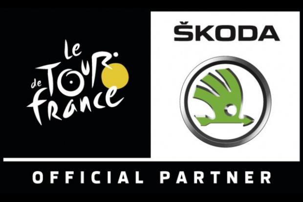 Skoda po raz ósmy sponsorem Tour de France