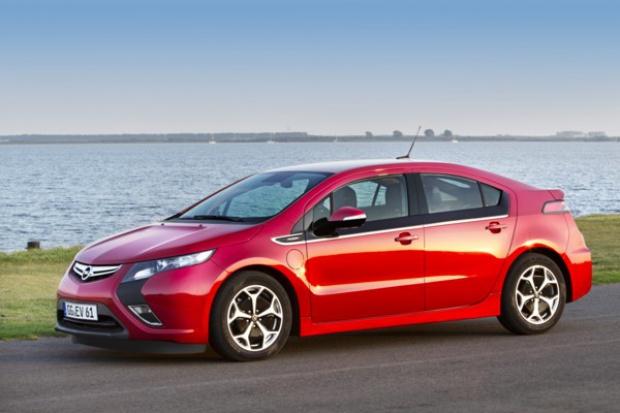 Opel Ampera w Polsce w połowie 2012 r.