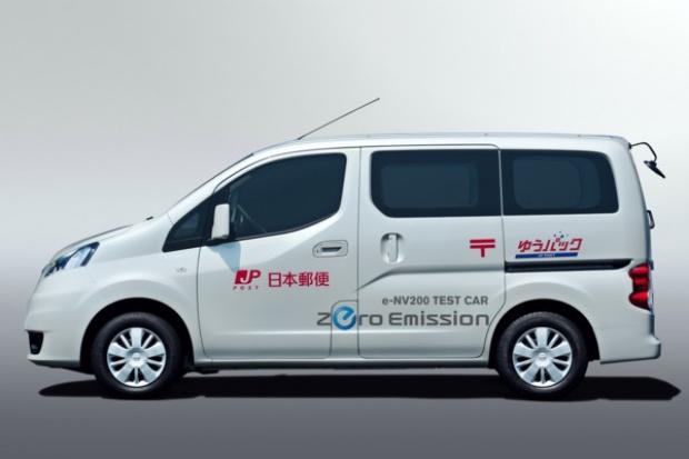 Ruszyły globalne testy elektrycznej odmiany dostawczego Nissana