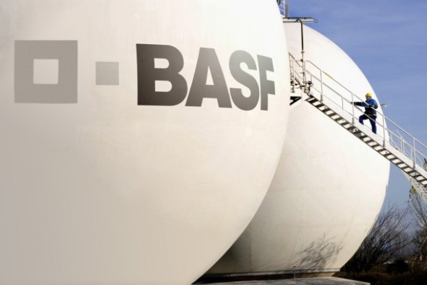 BASF inkasuje 600 mln euro za Styrolution