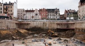 Przebudowa katowickiego dworca zgodnie z planem