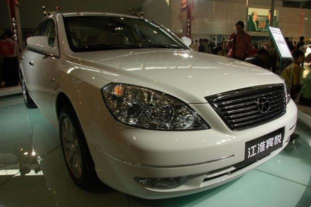 Chiński rynek motoryzacyjny może się potroić