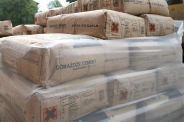 Rekordowy popyt na cement w Polsce